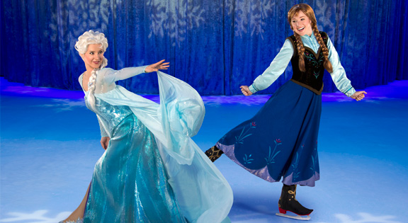 Entradas Frozen Madrid
