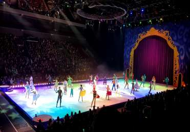 Entradas Disney On ice